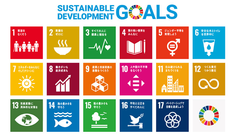 ユニバーサルリアルティ | SDGS(SUSTAINABLE DEVELOPMENT GOALS)