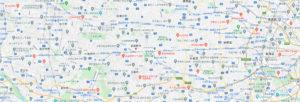 ユニバーサル リアルティのマップ検索